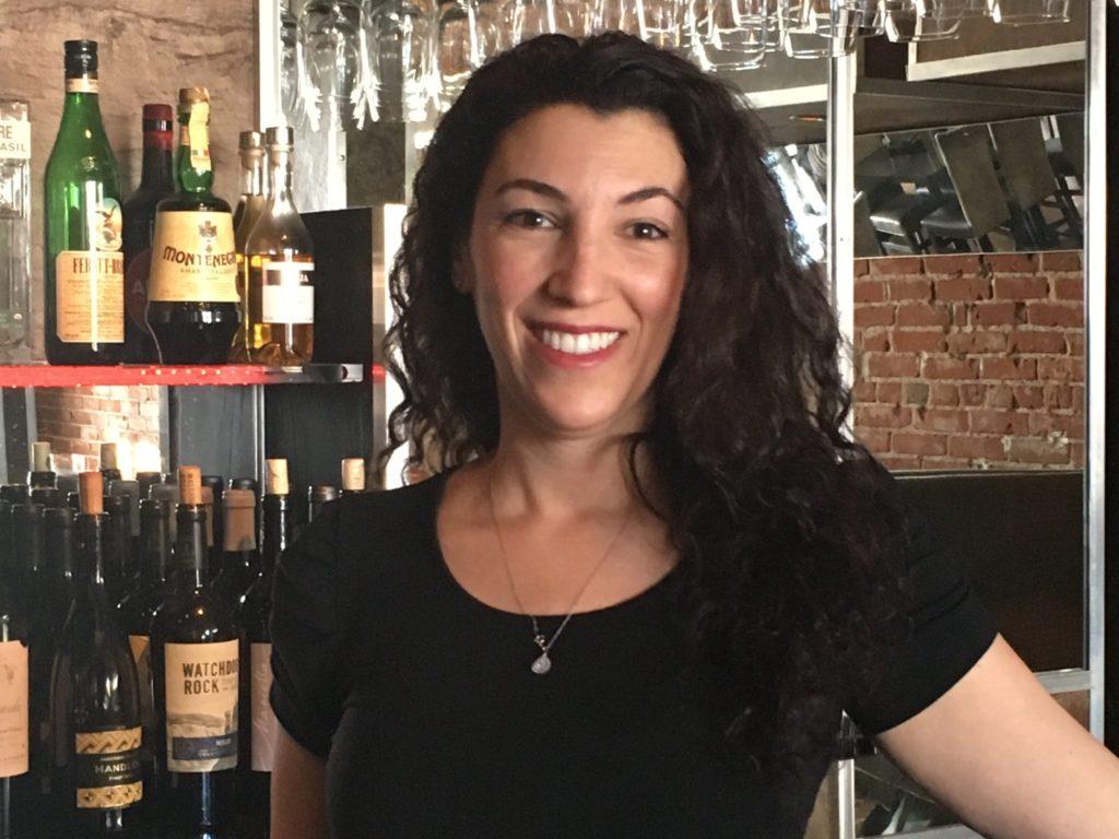 Lisa at Vitello's