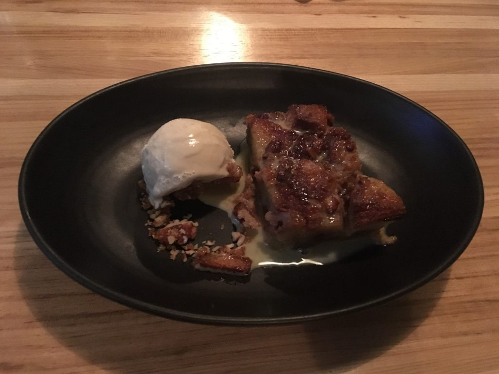 Jameson Bread Pudding
