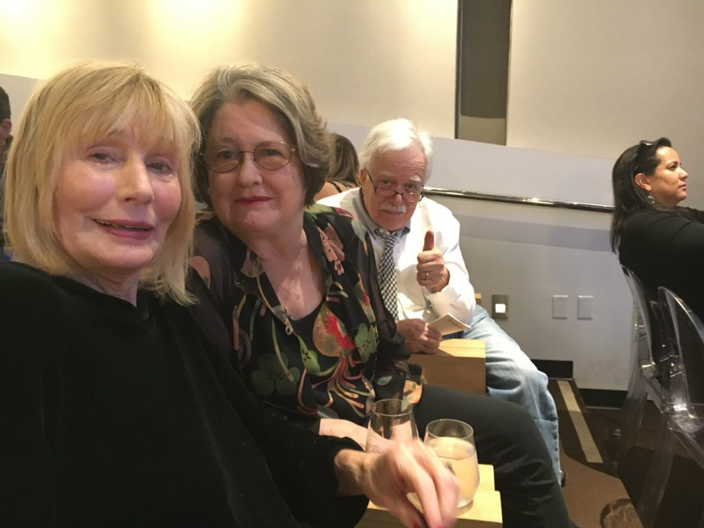 Sally Kellerman, Sally Parks, Van Dyke Parks