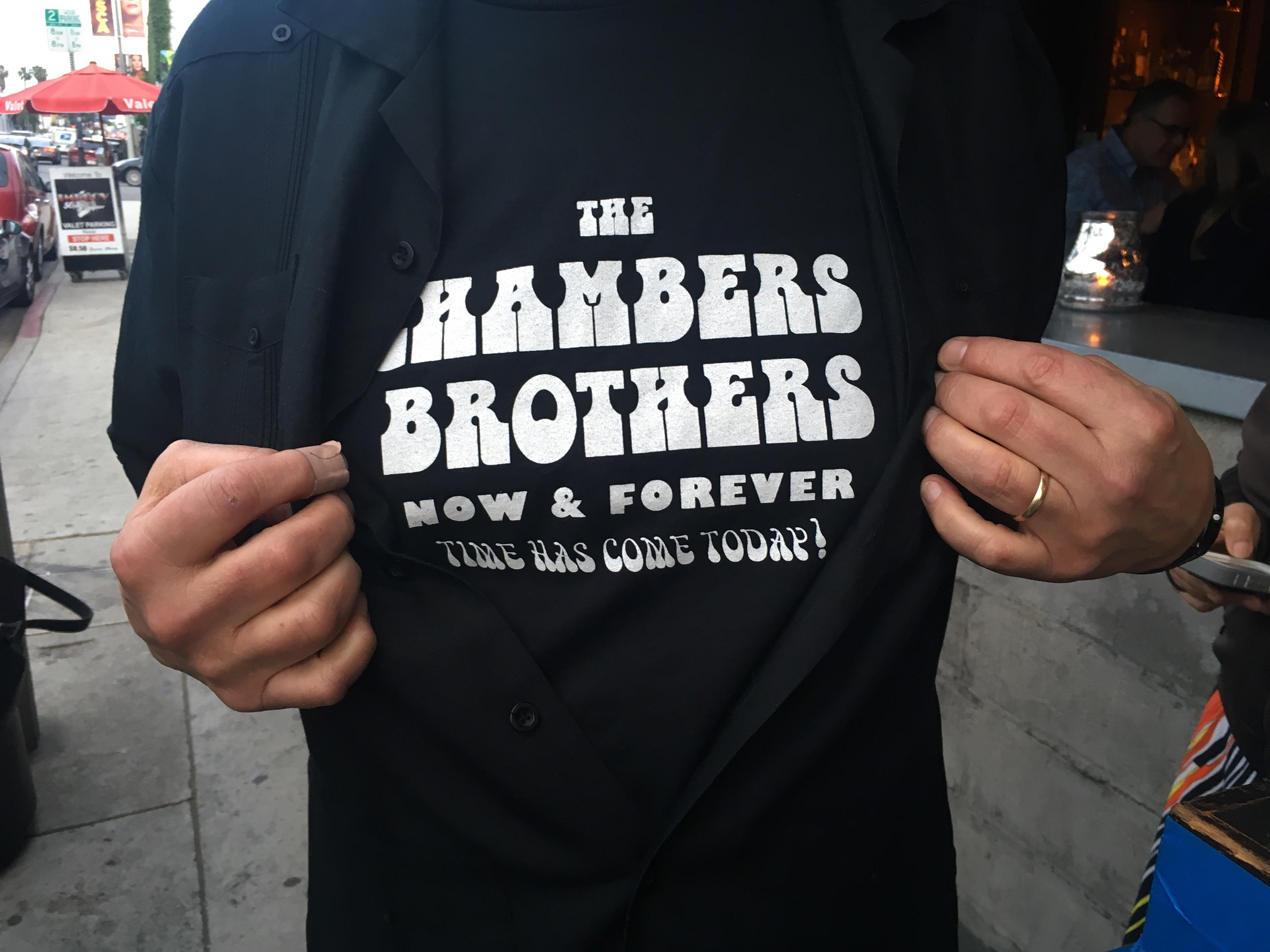 The Chambers Brothers at The Ash Grove: Improv Hollywood