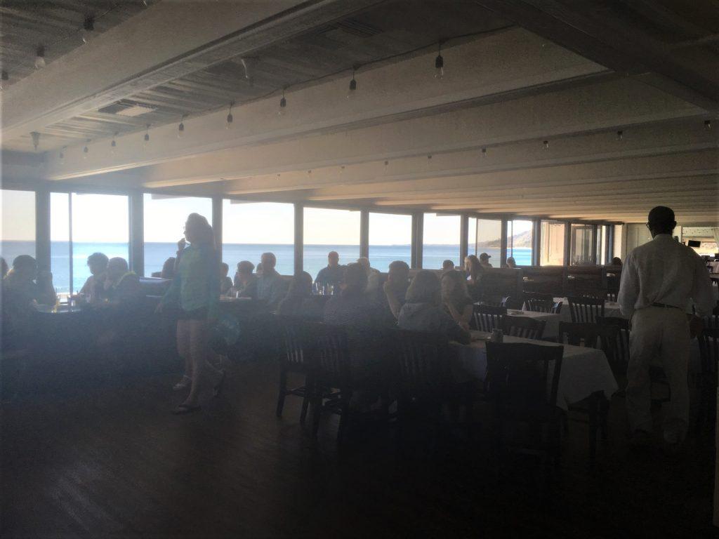 Gladstones Dining Area