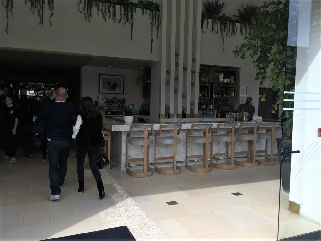 Lobby Bar at the Dream Hotel