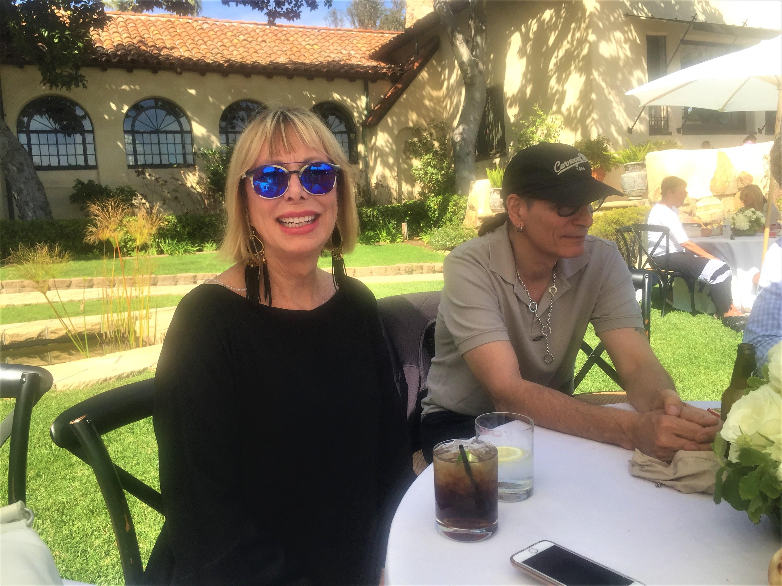 Graholm - Gretchen & Steve Vai