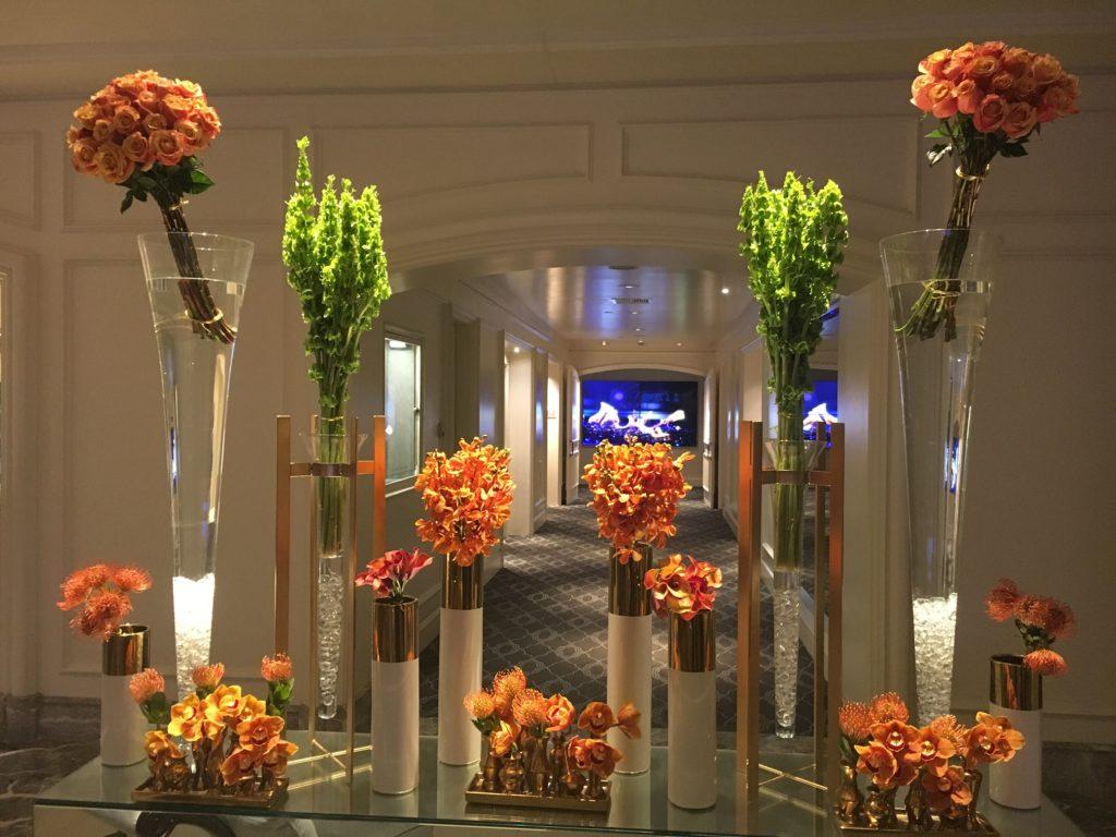 The Ritz Carlton Lobby