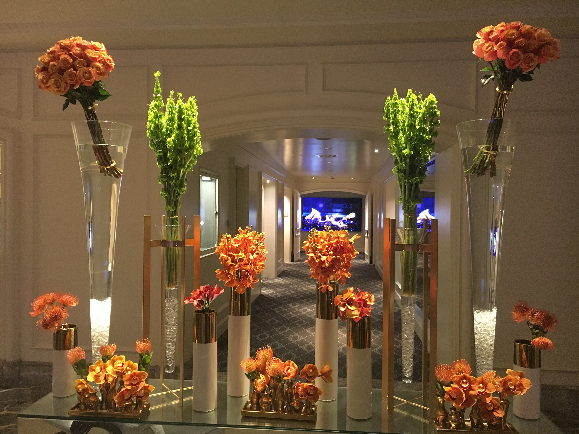 The Ritz Carlton Lobby