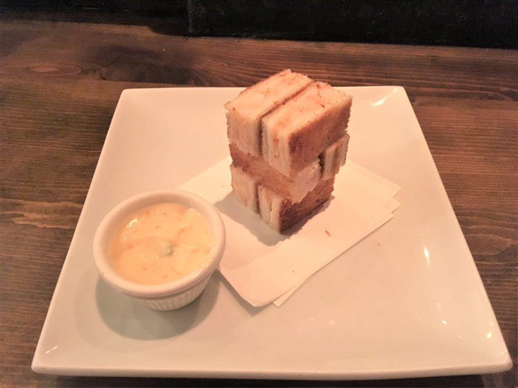 Robata Jinya - Shrimp Toast