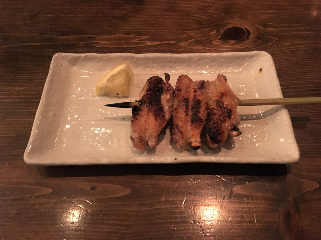 Robata Jinya - Tebasaki (Chicken Wings)